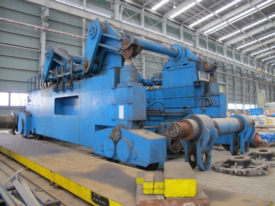 80/160 MT RAIL BOUND FORGING MANIPULATOR